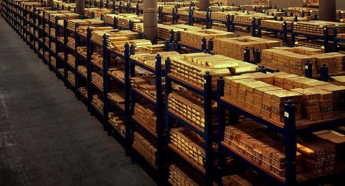 Overseas Gold & Silver Storage